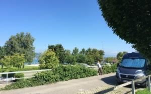Murten Parkplatz