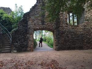 Badenweiler Ruine