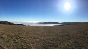 Vogesen Nebel