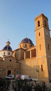 Altea Kirche