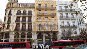 Valencia Häuser