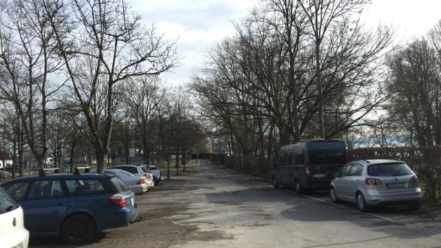 Parkplatz Hörnle Konstanz