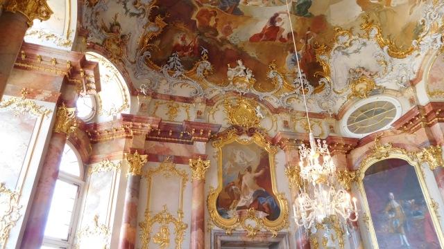 Schloss Bruchsal innen