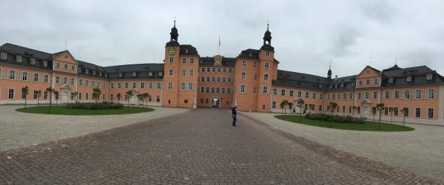 SchlossSchwetzingen