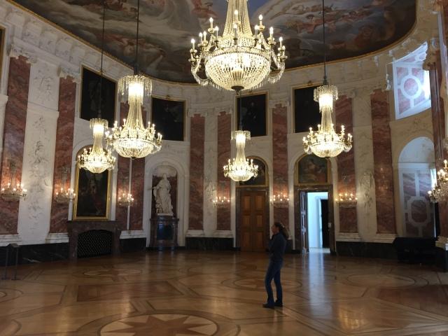 Schloss Mannheim Saal