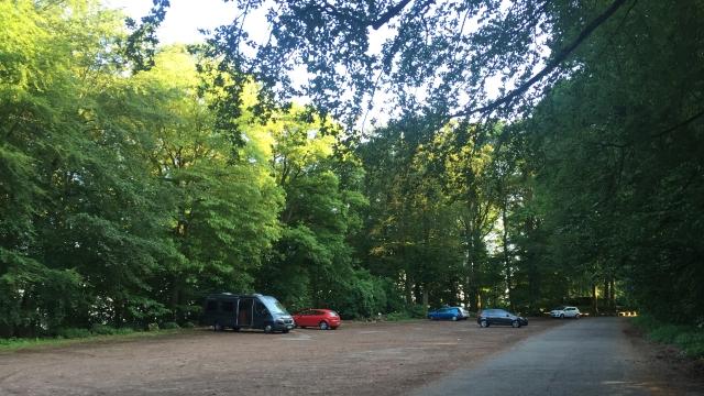 Heidelberg Waldparkplatz