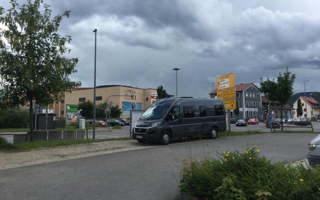 Reutlingen Wohnmobilstellplatz
