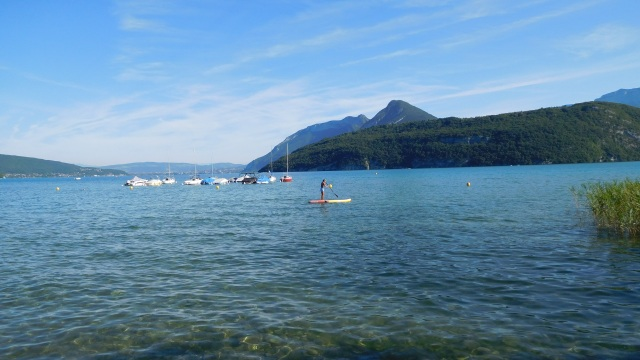 Lac Annecy SUP