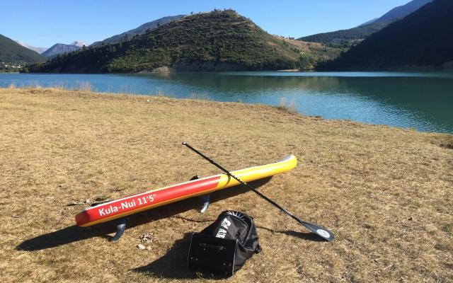 SUP Lac de Castillon