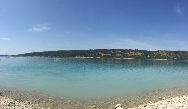 SUP Lac de Sainte Croix