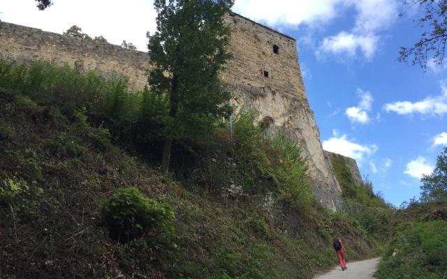 badurach ruine