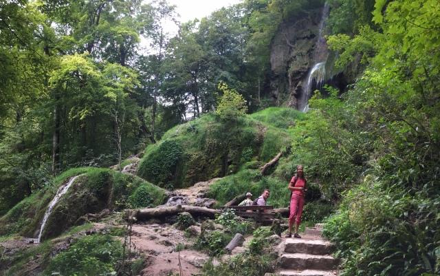badurach Wasserfall