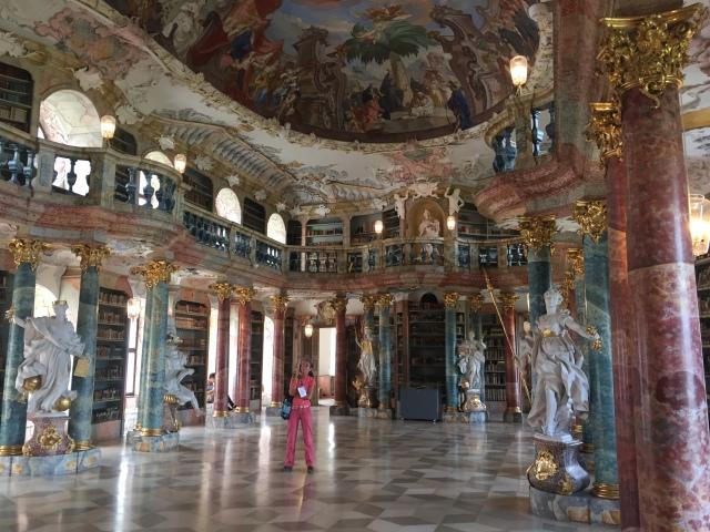 klosterwiblingen bibliothek